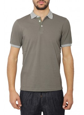 T-shirt polo Brunello Cucinelli