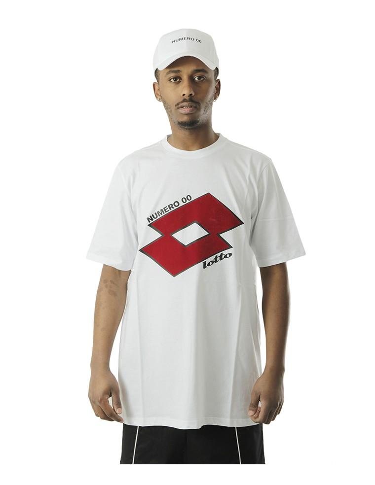9c4540f00 T-shirt Numero 00 per Lotto