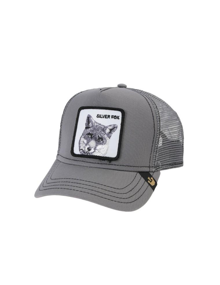 dc9d7703d Cappello Silver Fox Goorin Bros con visiera