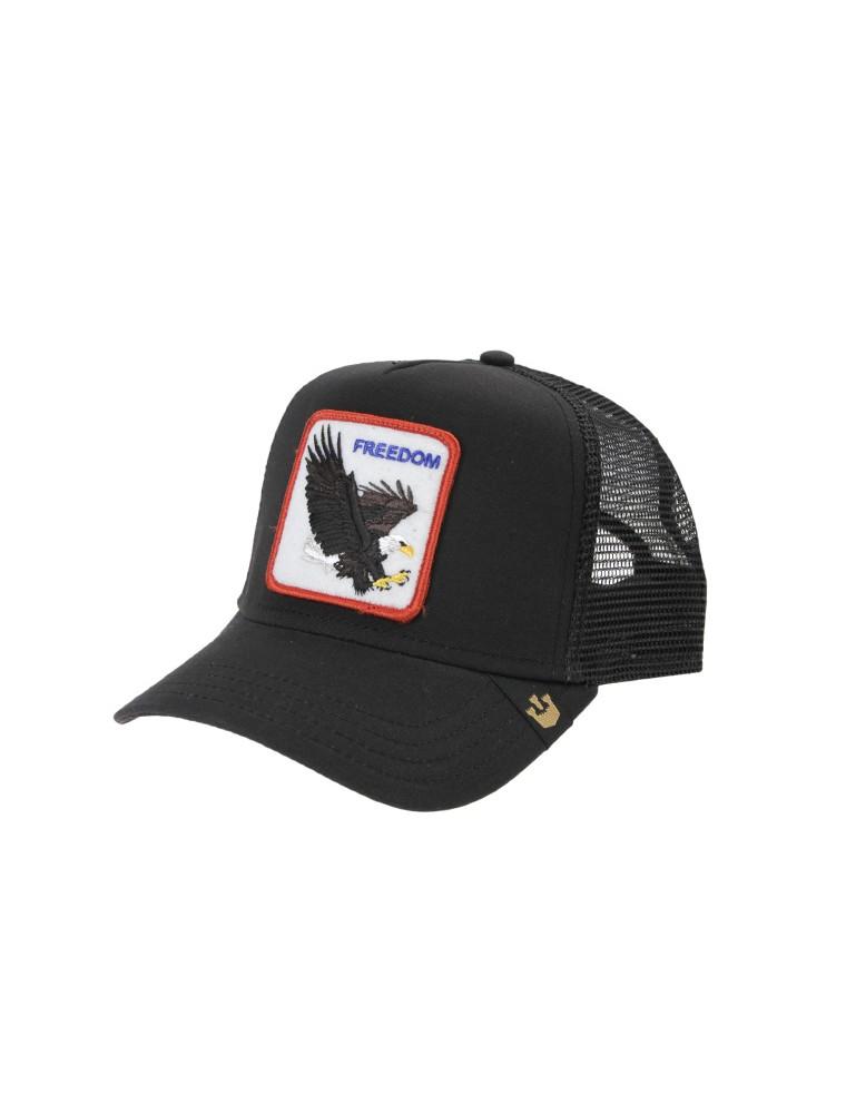 c07c9a61c Cappello Freedom Goorin Bros con visiera