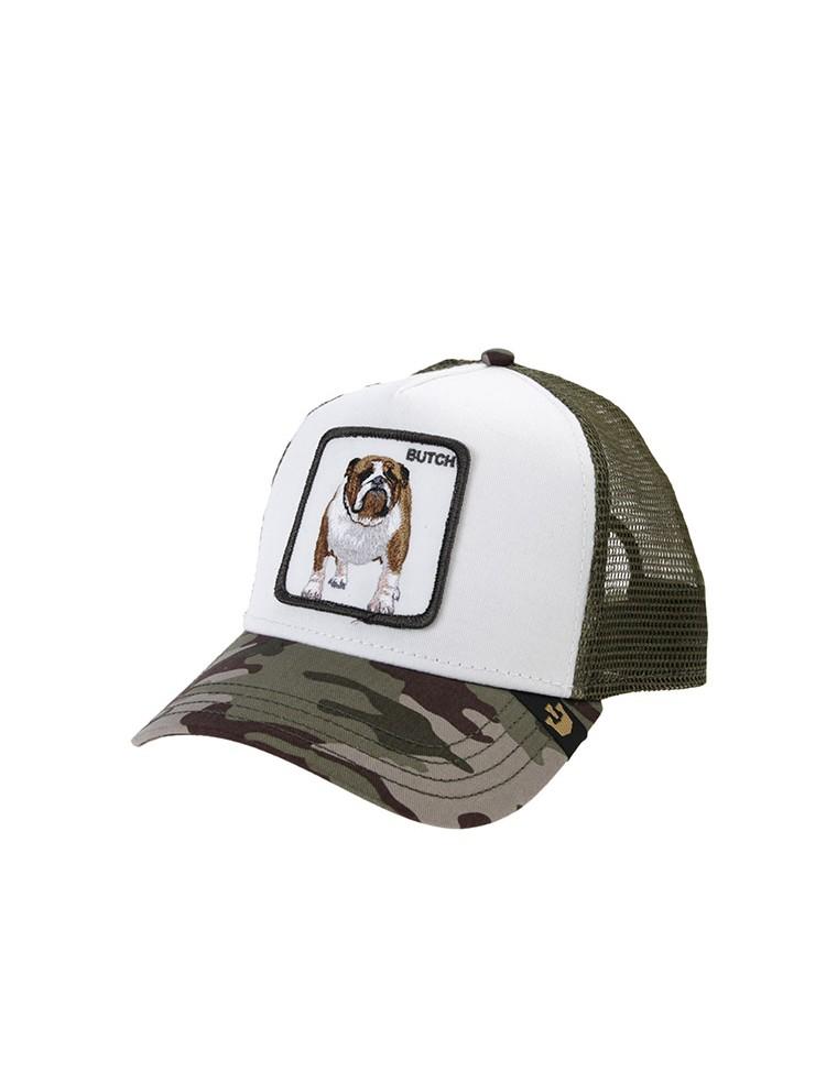 5702c670c Cappello Butch Goorin Bros con visiera