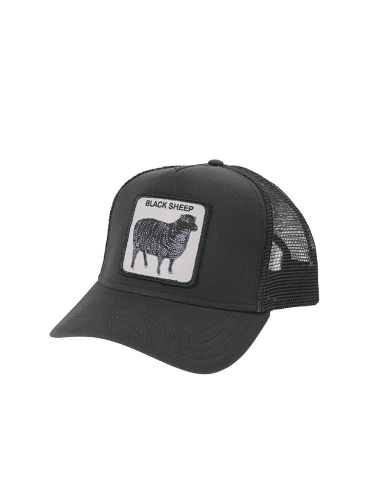 11344e419 Cappello Black Sheep Goorin Bros con visiera