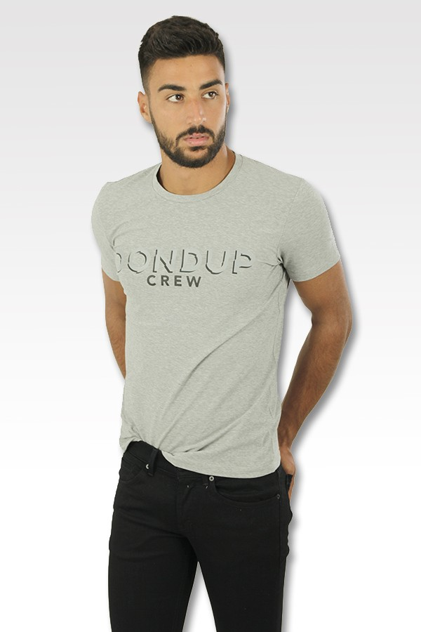 T-Shirt Don Dup con stampa