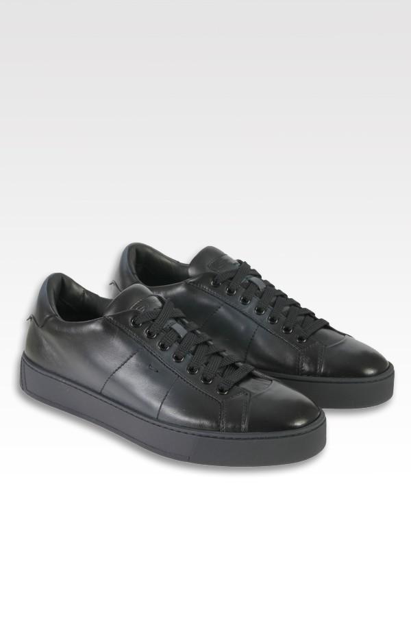 Sneaker Santoni goose