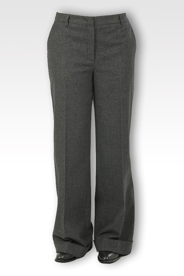 Pantalone Grifoni gamba larga