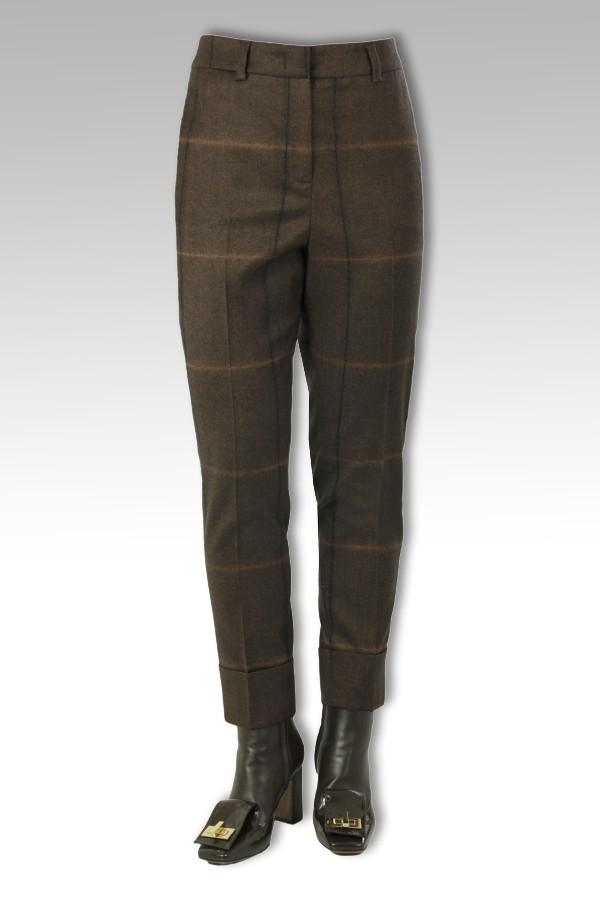Pantalone Peserico tasca a...