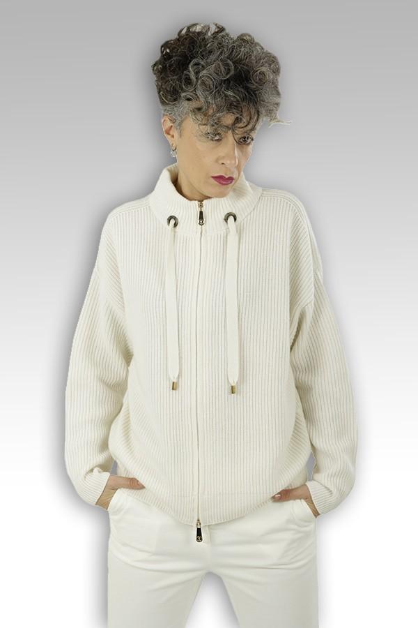 Cardigan Peserico tricot...