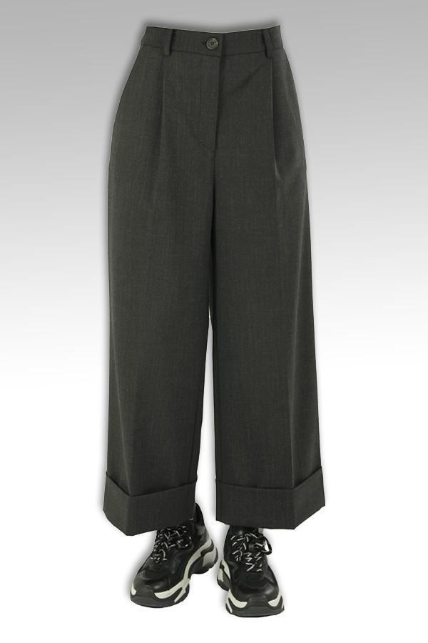 Pantalone Semicouture capucine