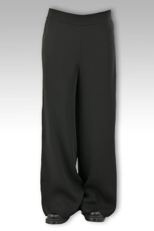 Pantalone Crea largo con...