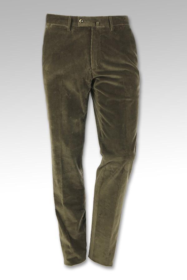 Pantalone PT graven velluto...