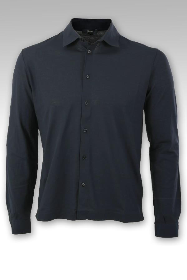 Camicia Herno jersey crepe