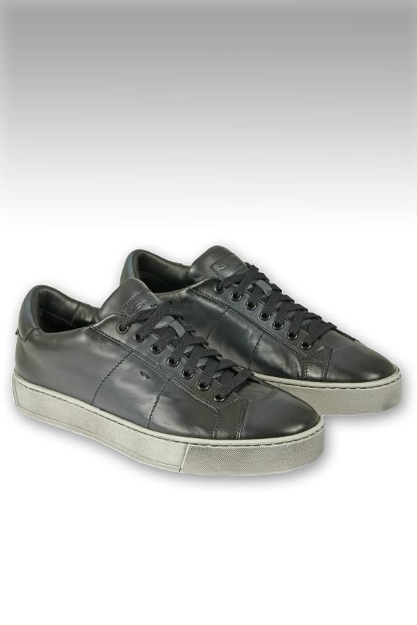 Sneaker Santoni anticata a...