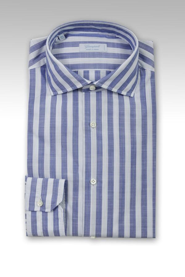 Camicia Giampaolo rigata...
