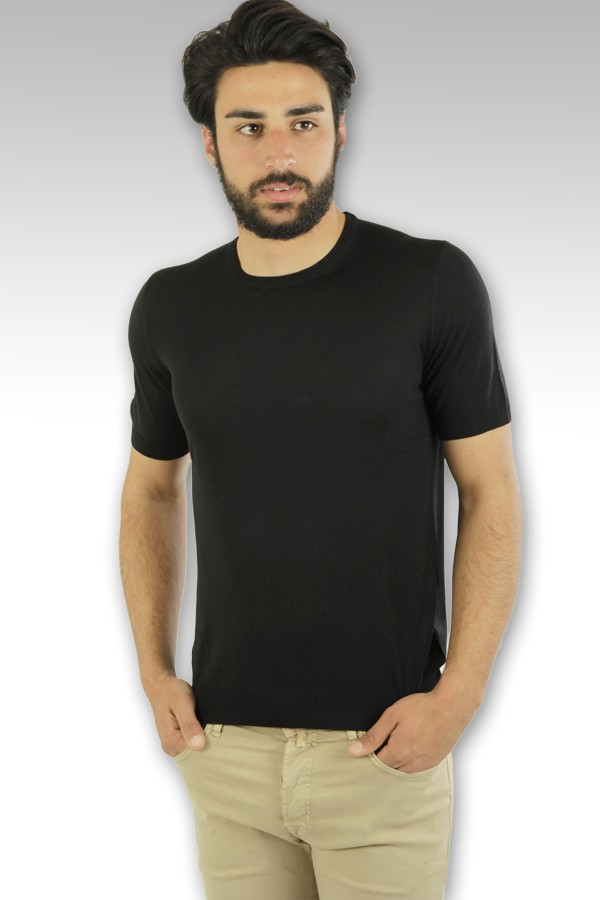 T-Shirt Tagliatore in seta