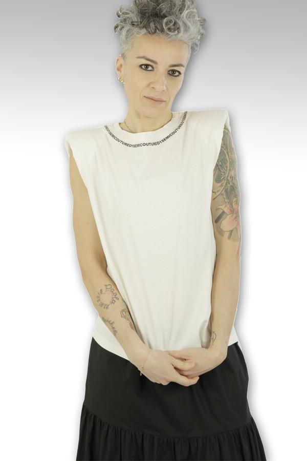 T-Shirt Semicouture albane...