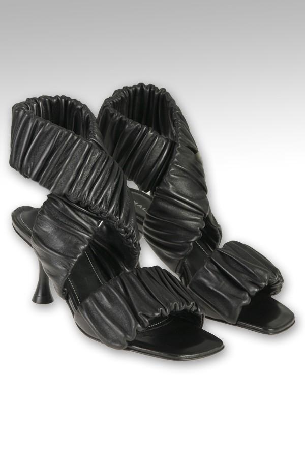 Sandalo Halmanera in pelle...