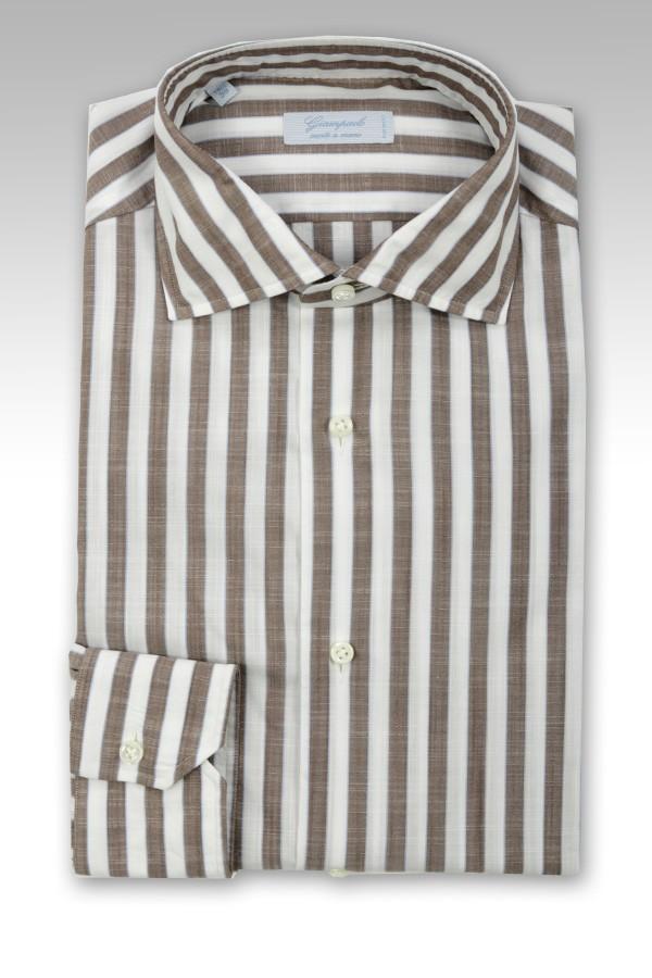 Camicia Giampaolo rigato