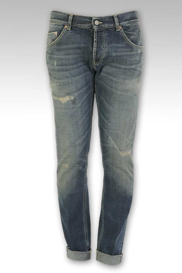 Jeans DonDup brady con rotture