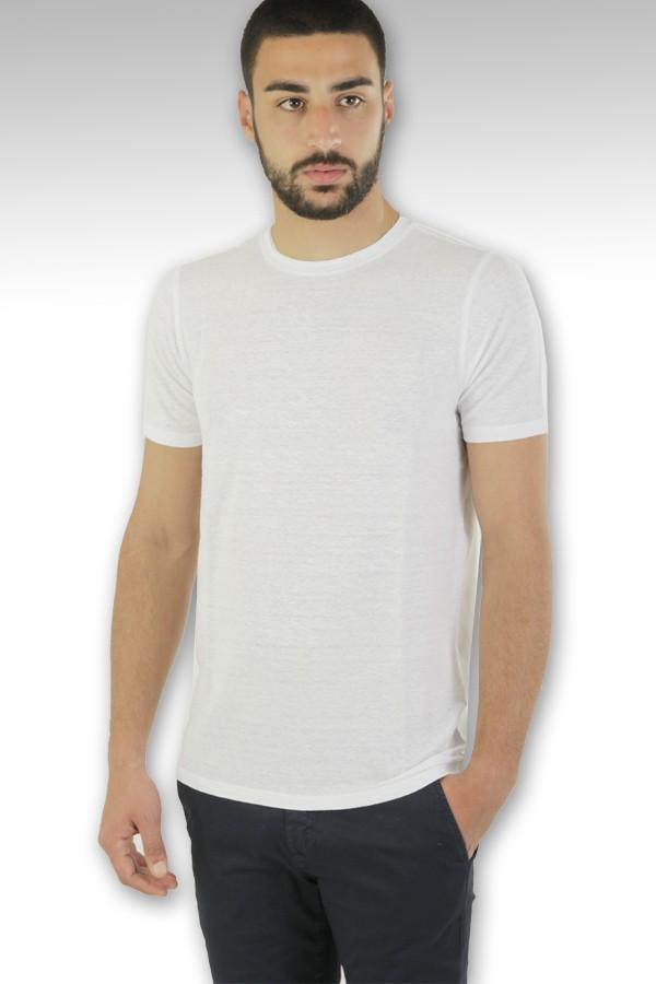 T-Shirt Jeordies con collo...