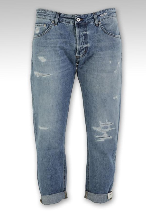Jeans Uniform strappato...