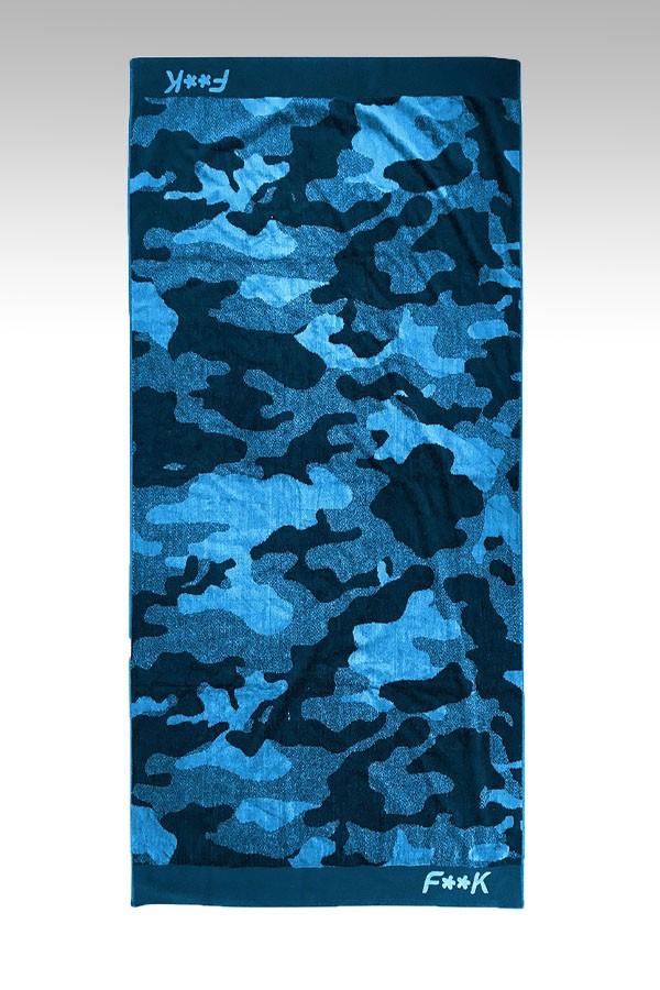 Telo mare F**K camouflage