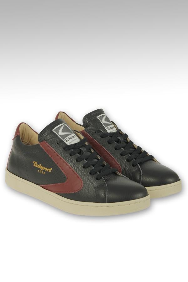 Sneaker Valsport in pelle...