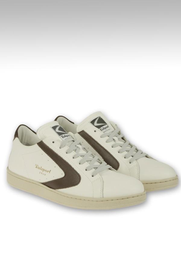 Sneaker Valsport in pelle
